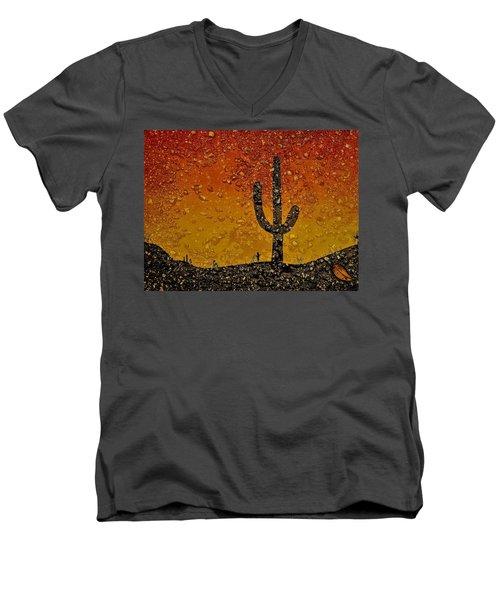 Desert Dreams Men's V-Neck T-Shirt