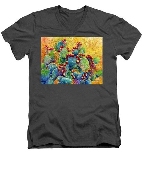Desert Gems Men's V-Neck T-Shirt