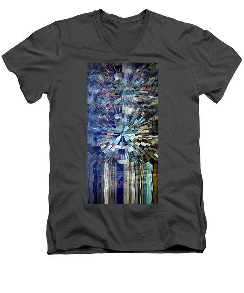 Diamonds Are Forever Men's V-Neck T-Shirt