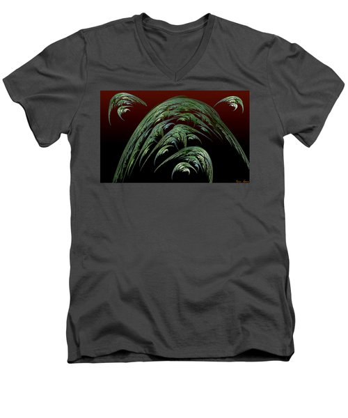 Dread Full Men's V-Neck T-Shirt