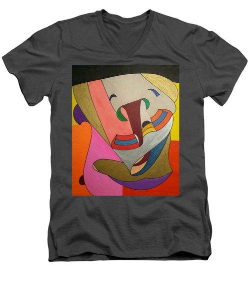 Dream 337 Men's V-Neck T-Shirt