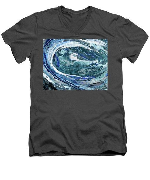 Dream Edge Men's V-Neck T-Shirt