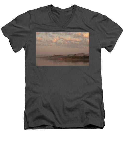 Dream Land Men's V-Neck T-Shirt