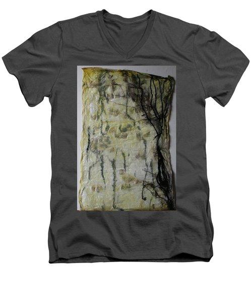 Dreaming In Colour Men's V-Neck T-Shirt