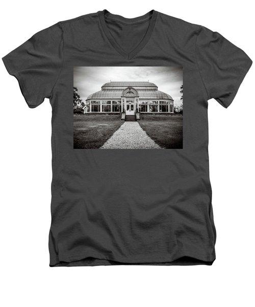Duke Farms Conservatory Men's V-Neck T-Shirt
