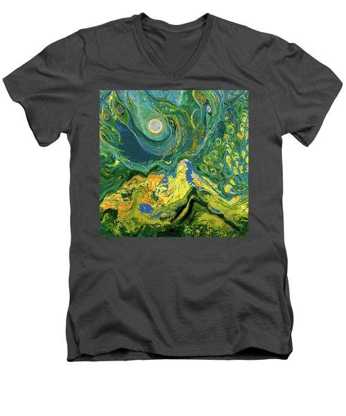 Eyes Of The Stars Men's V-Neck T-Shirt