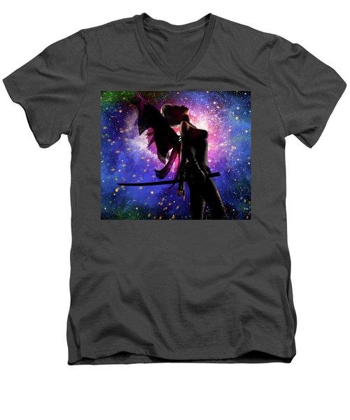 Fairy Drama Men's V-Neck T-Shirt