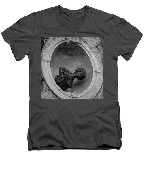 Fallen Goddess Men's V-Neck T-Shirt