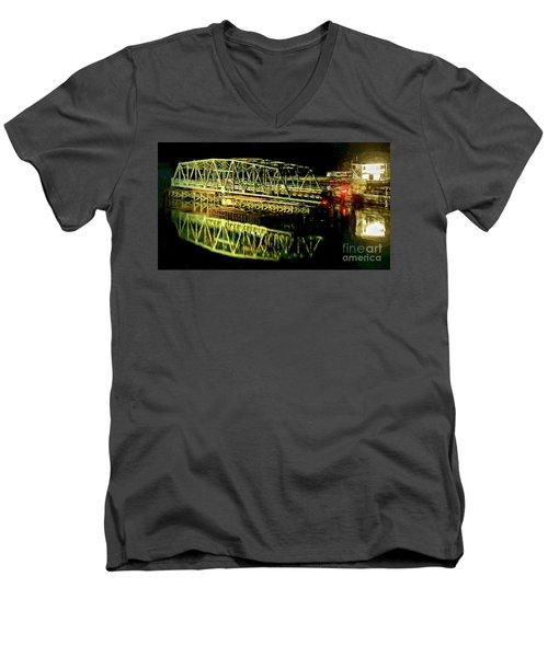 Farewell Old Friend Men's V-Neck T-Shirt