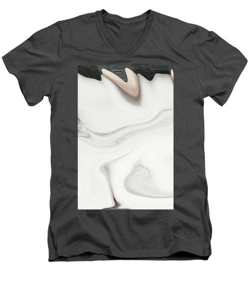 Feminine I Men's V-Neck T-Shirt