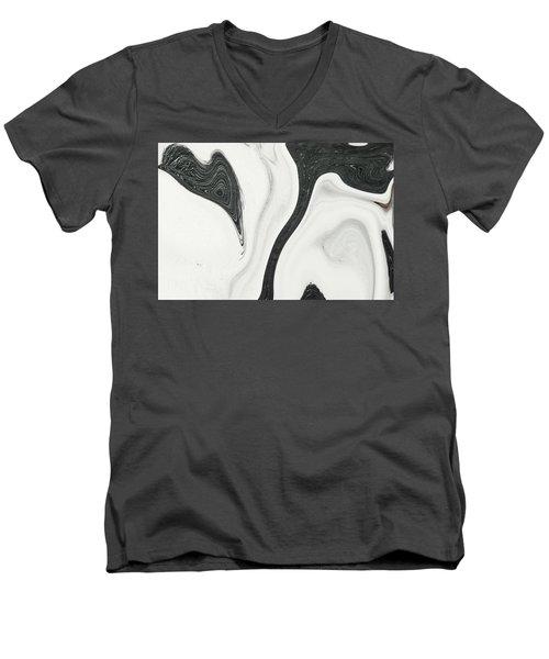 Feminine II Men's V-Neck T-Shirt