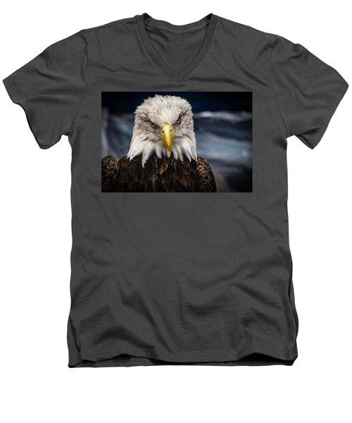 Fierce Men's V-Neck T-Shirt