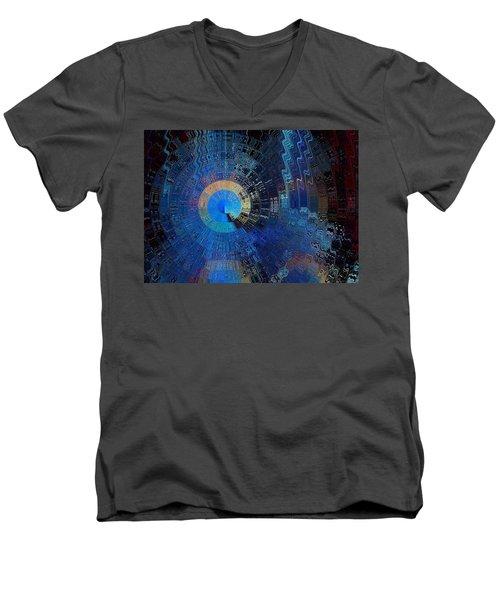 Final Gateway Men's V-Neck T-Shirt