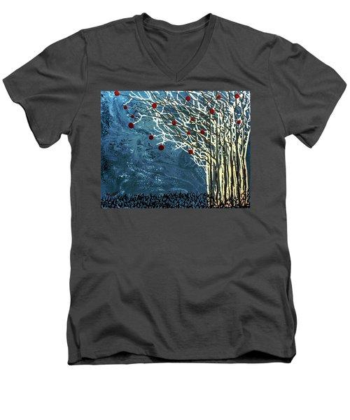 Forbidden Men's V-Neck T-Shirt