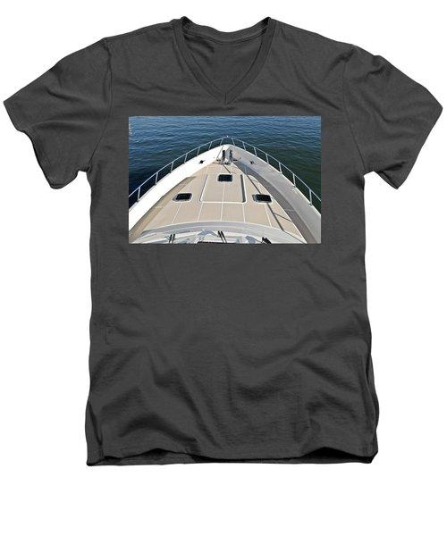 Fore Deck Men's V-Neck T-Shirt