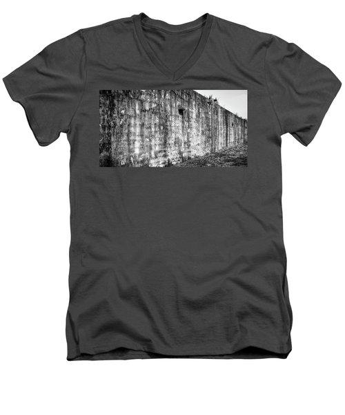 Fortification Men's V-Neck T-Shirt