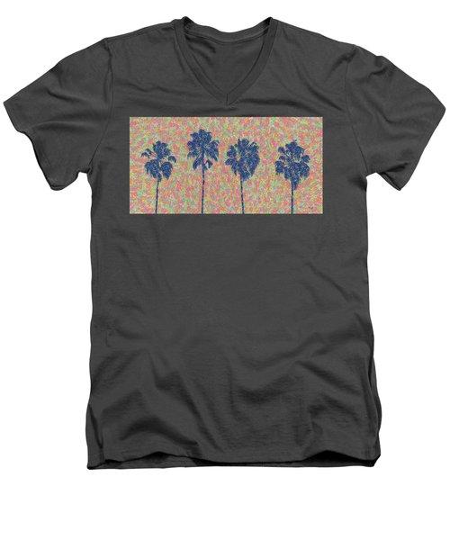 Four On Voltaire Men's V-Neck T-Shirt