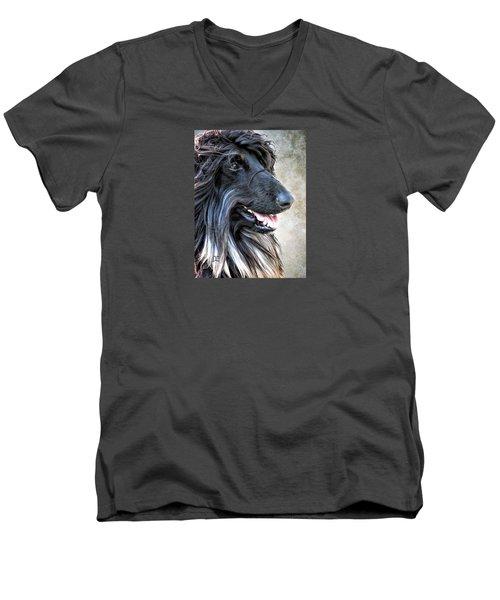 Full Of Himself Men's V-Neck T-Shirt