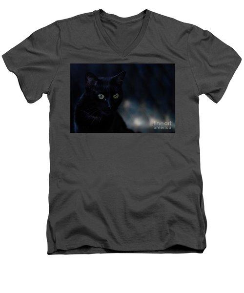 Gabriel Men's V-Neck T-Shirt