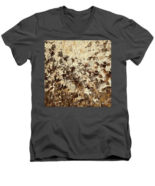 Galatians 1 10. A Bondservant Of Christ Men's V-Neck T-Shirt