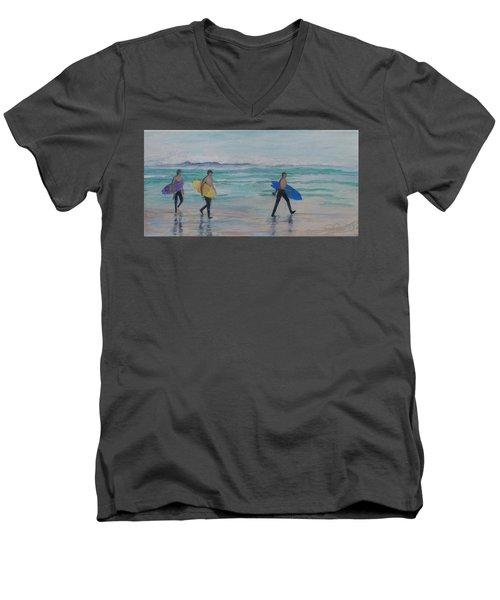 Game Day Men's V-Neck T-Shirt
