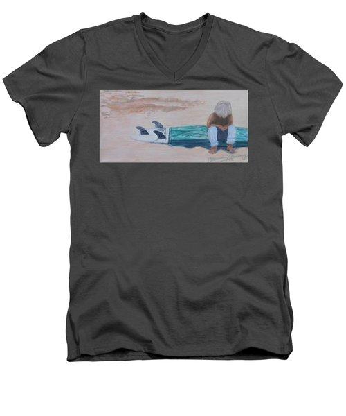 Game Over Men's V-Neck T-Shirt