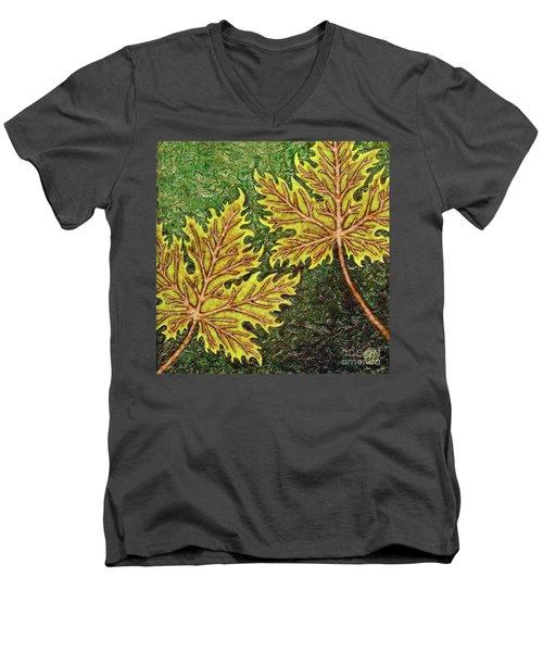 Garden Room 35 Men's V-Neck T-Shirt
