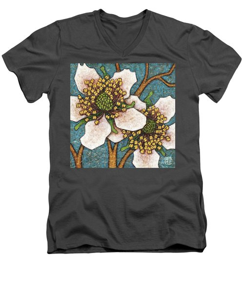 Garden Room 45 Men's V-Neck T-Shirt
