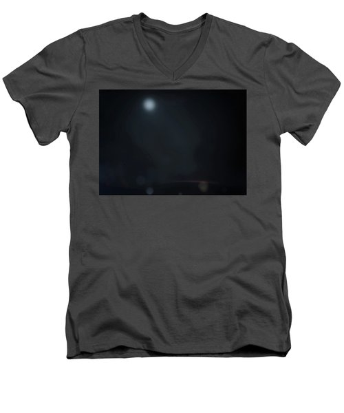 ghosts II Men's V-Neck T-Shirt