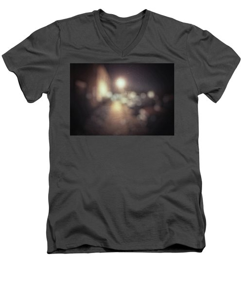 ghosts III Men's V-Neck T-Shirt