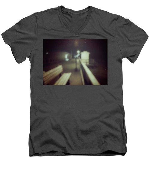 ghosts IV Men's V-Neck T-Shirt