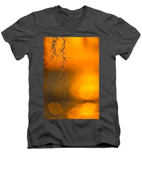 Gilded Moss Men's V-Neck T-Shirt