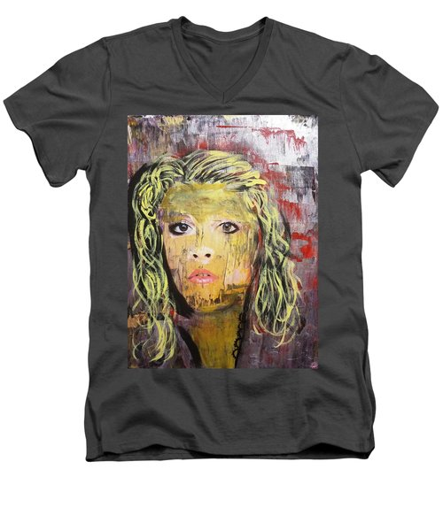 Gold Dust Woman Men's V-Neck T-Shirt