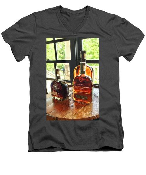 Golden Bourbon 2 Men's V-Neck T-Shirt