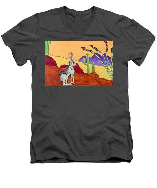 Goliath Men's V-Neck T-Shirt