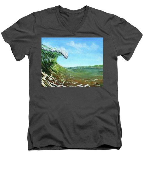 Gulf Of Mexico Surf Men's V-Neck T-Shirt