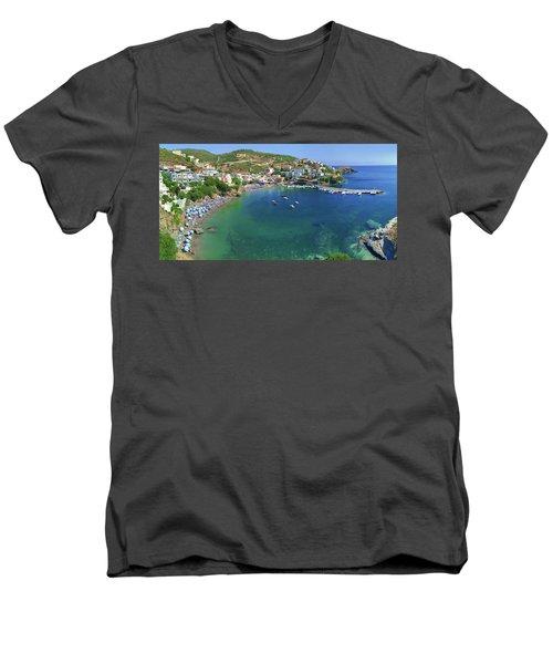 Harbor Of Bali Men's V-Neck T-Shirt