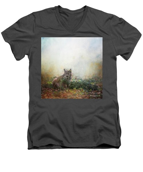 Hide And Seek Men's V-Neck T-Shirt