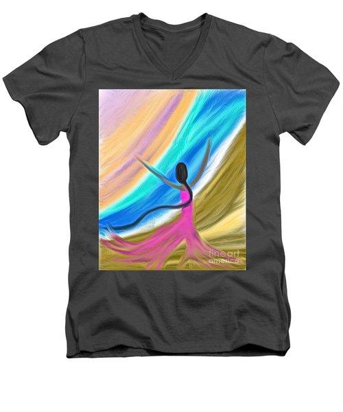 Highest Praise Men's V-Neck T-Shirt