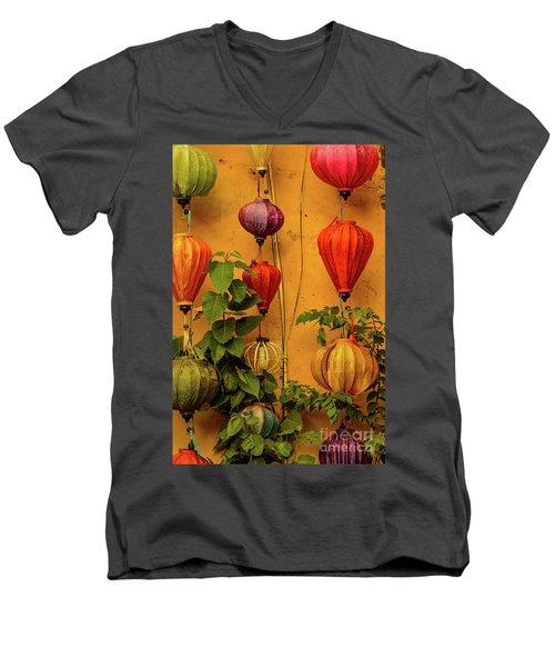 Hoian 02 Men's V-Neck T-Shirt