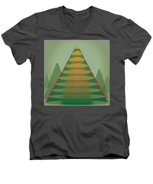 Holotree Men's V-Neck T-Shirt