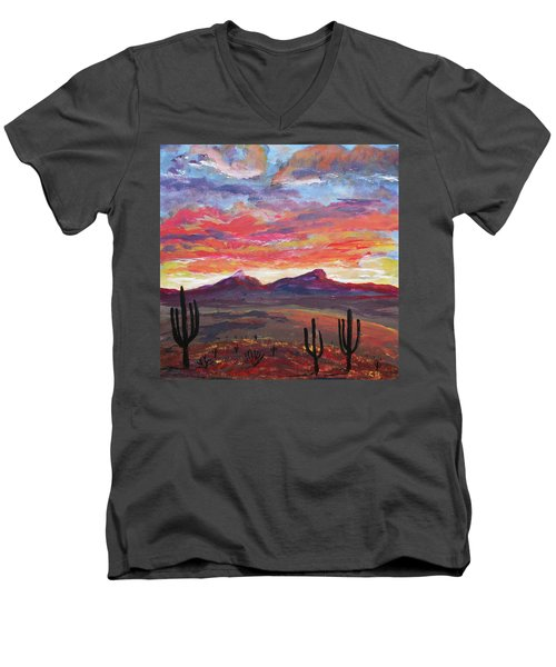 How I See Arizona Men's V-Neck T-Shirt