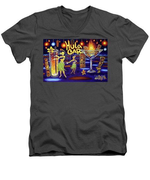 Hula Bar Men's V-Neck T-Shirt