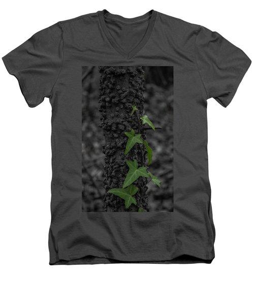Industrious Ivy Men's V-Neck T-Shirt
