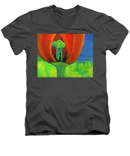 Inner Beauty - The Ritual Men's V-Neck T-Shirt