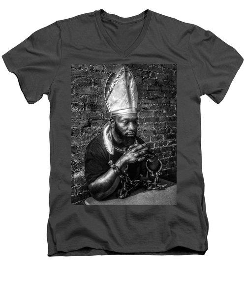 Inquisition II Men's V-Neck T-Shirt