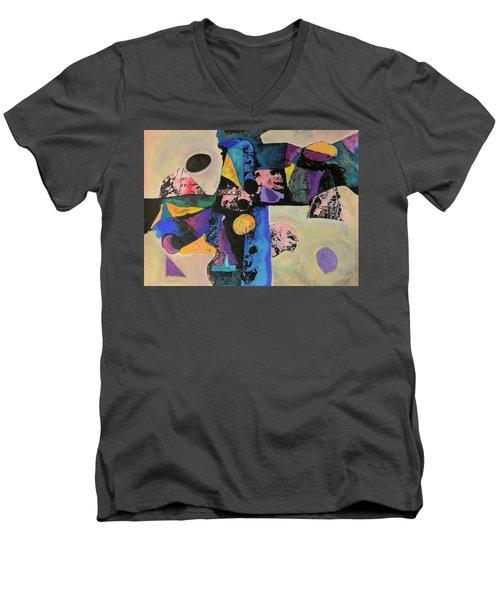 Intense Thrust Men's V-Neck T-Shirt