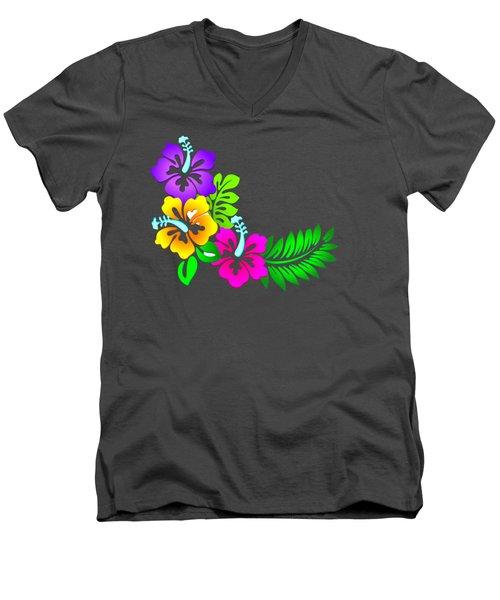 Island Time Men's V-Neck T-Shirt