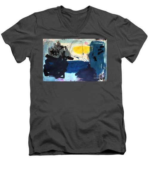 It Was A Day In May Men's V-Neck T-Shirt