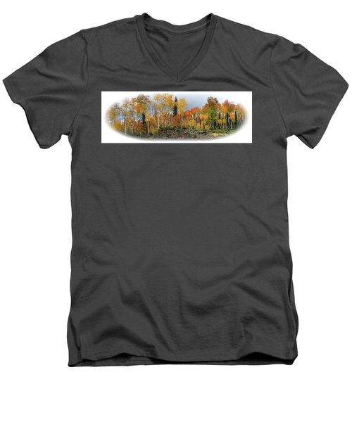 It's All About The Trees Men's V-Neck T-Shirt